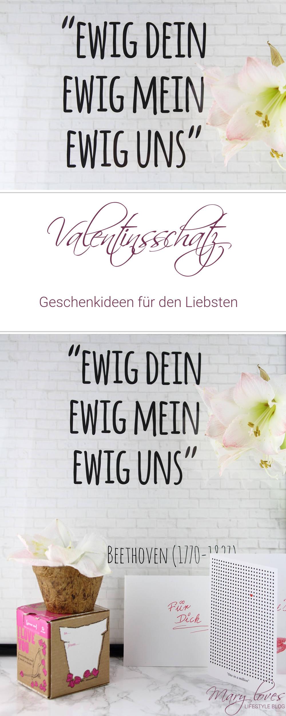 Valentinsschatz - Geschenkideen für den Liebsten - Radbag Valentinstag
