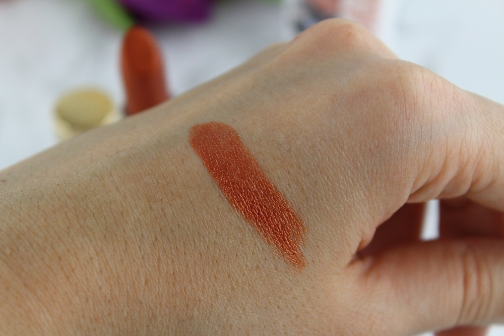 Catherine Viva la vida Beauty-Kollektion - Lipstick Nr. 505 swatches