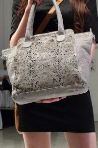 Die Trends der Mitteldeutschen Mode Messe Leipzig - Fashion Show Greenland Nature Taschen