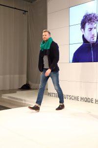Die Trends der Mitteldeutschen Mode Messe Leipzig - Fashion-Show Royal Mer 1