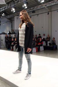 Die Trends der Mitteldeutschen Mode Messe Leipzig - Fashion-Show - Piece of Blue