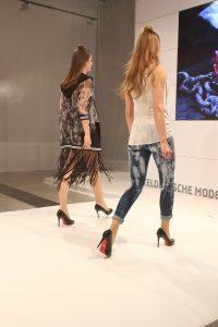 Die Trends der Mitteldeutschen Mode Messe Leipzig - Fashion-Show Sexy Woman