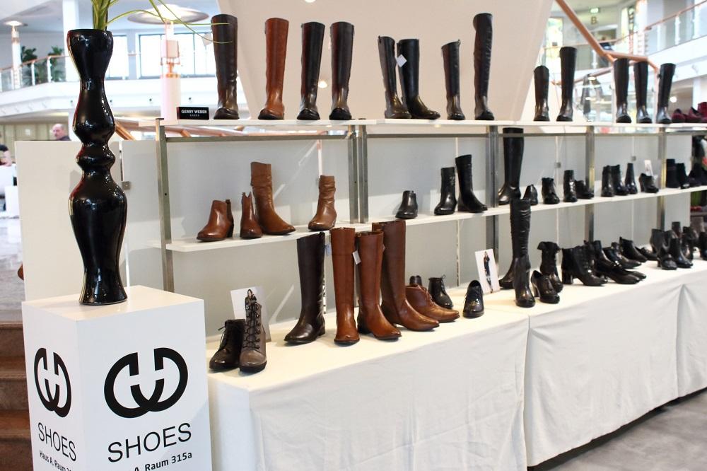 Die Trends der Mitteldeutschen Mode Messe Leipzig - Gerry Weber Schuhe