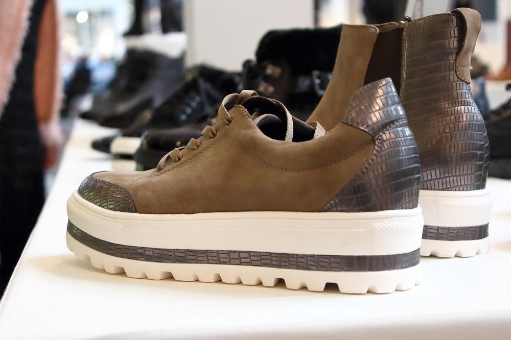 Die Trends der Mitteldeutschen Mode Messe Leipzig - Gerry Weber Sneaker
