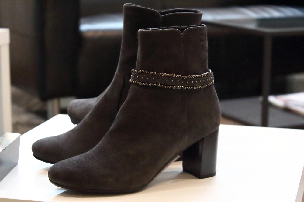 Die Trends der Mitteldeutschen Mode Messe Leipzig - Gerry Weber Stiefeletten
