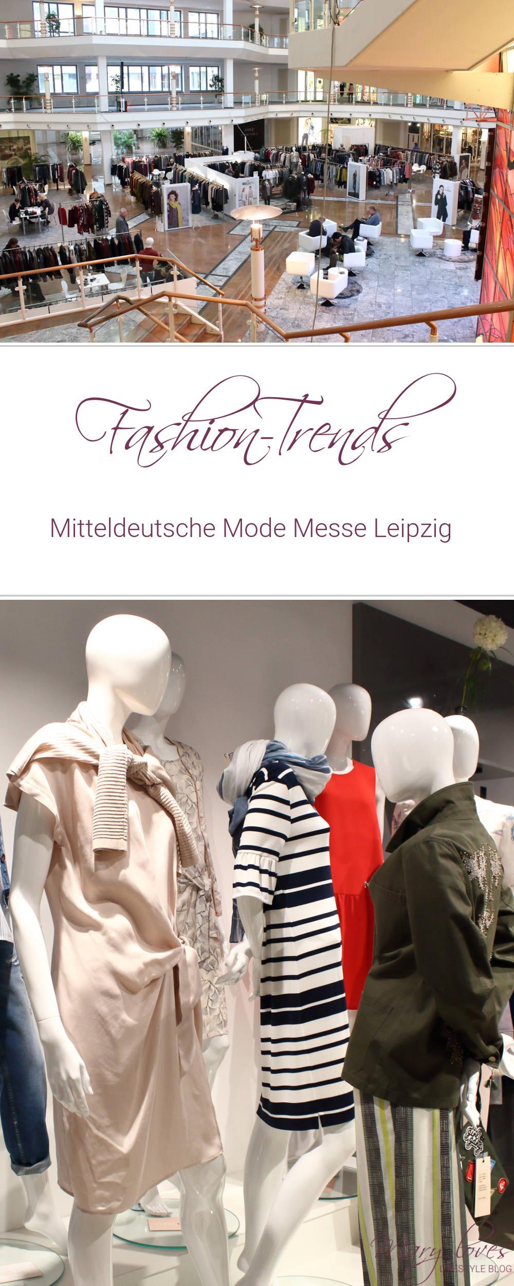 Die Trends der Mitteldeutschen Mode Messe Leipzig