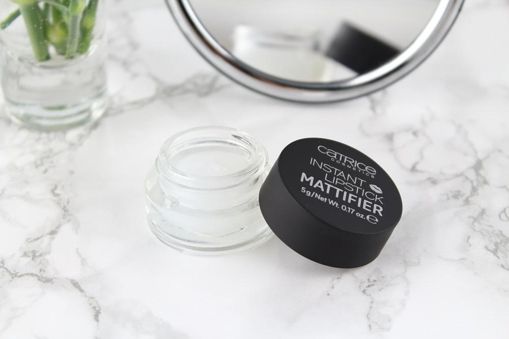 Catrice Neuheiten Frühjahr/Sommer 2017 - Instant Lipstick Mattifier