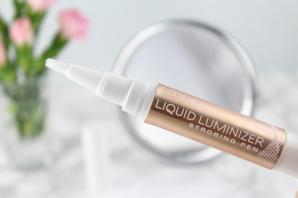 Catrice Neuheiten Frühjahr/Sommer 2017 - Liquid Luminizer Strobing Pen