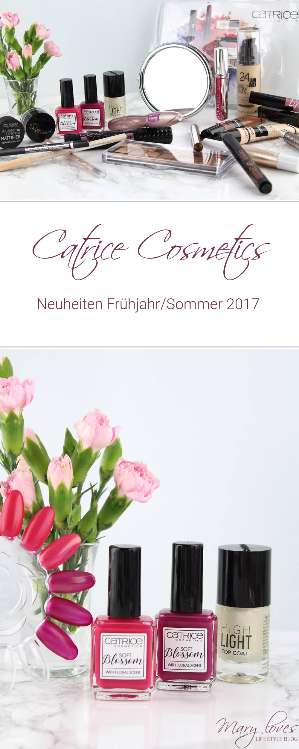 Catrice Neuheiten Frühjahr/Sommer 2017 - Sortimentsumstellung - Beauty - Make-up - Kosmetik