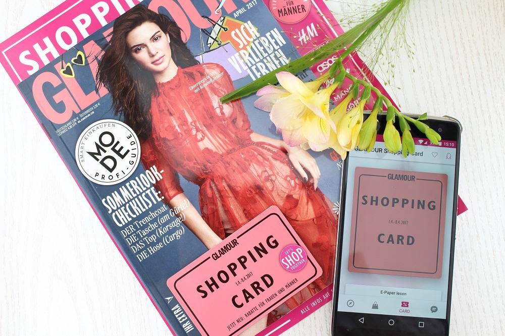 Glamour Shopping Week April 2017