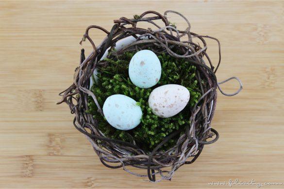 [Link Collection] Inspirierende Rezepte und Ideen zu Ostern - DIY-Osternester von Filizity