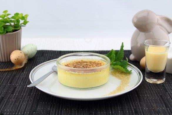[Link Collection] Inspirierende Rezepte und Ideen zu Ostern - Eierlikör Crème Brûlée