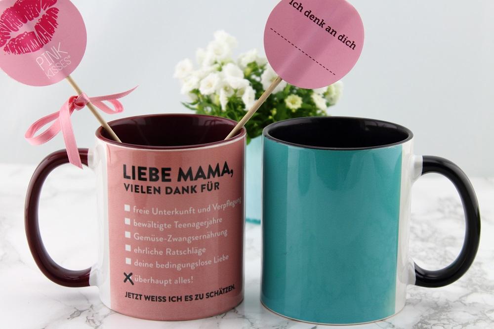 Geschenkideen zum Muttertag und Vatertag - Süße Geschenkideen für Mama und Papa - Witzige Geschenkinspirationen für die Eltern