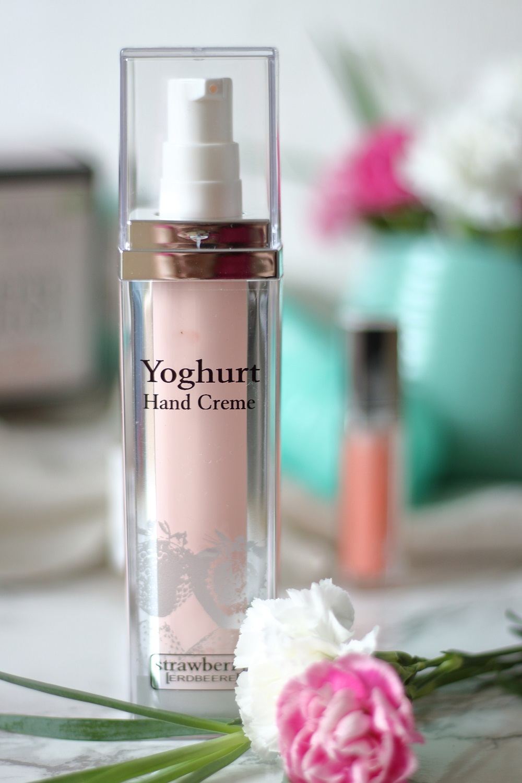 Beauty-Love - Meine Beauty-Lieblinge im Sommer - Nail Selection Yoghurt Hand Creme
