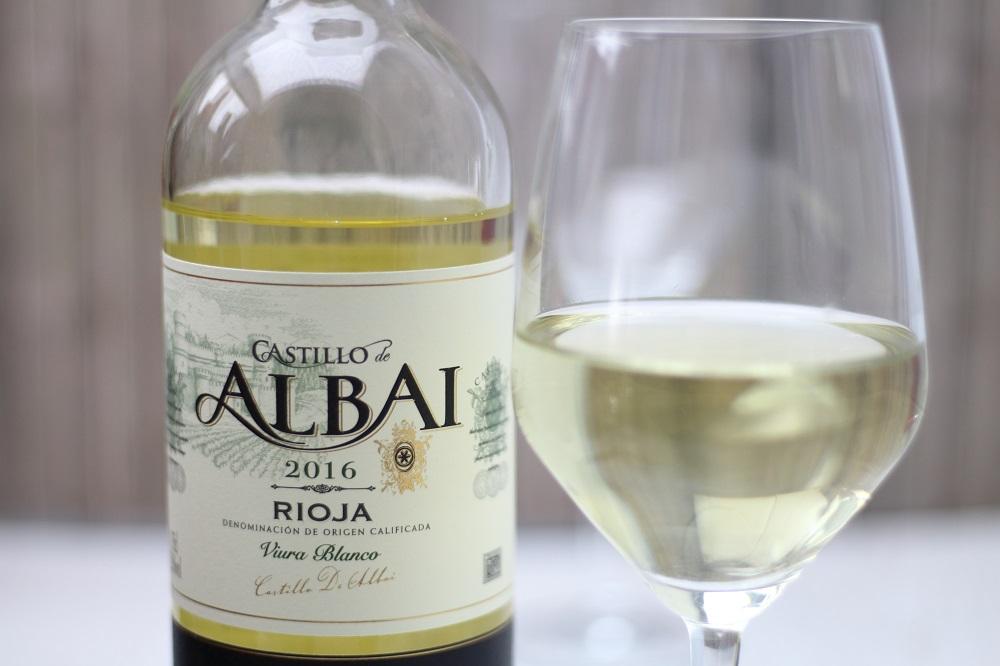 Rioja für Weingenießer - Castillo de Albai Viura Blanco