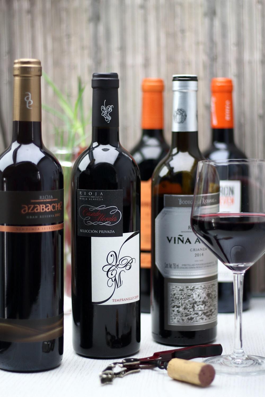 Rioja für Weingenießer - Rotweine
