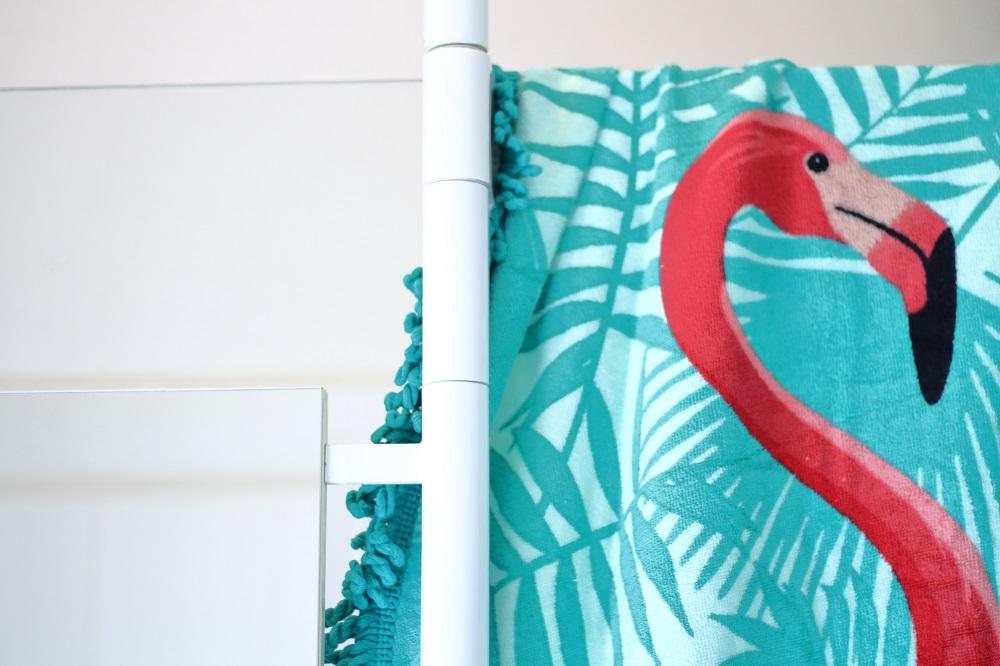 Welcome to Miami - Sommerfeeling im Badezimmer mit Tchibo - Mit Sommerfarben das Bad dekorieren