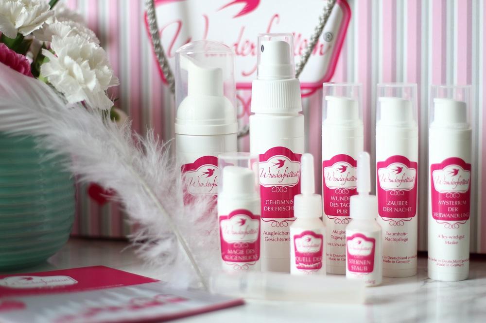 Wundervolle Hautpflege mit Wunderfrollein - Erlebe dein Fräuleinwunder mit der natürlichen Gesichtspflege