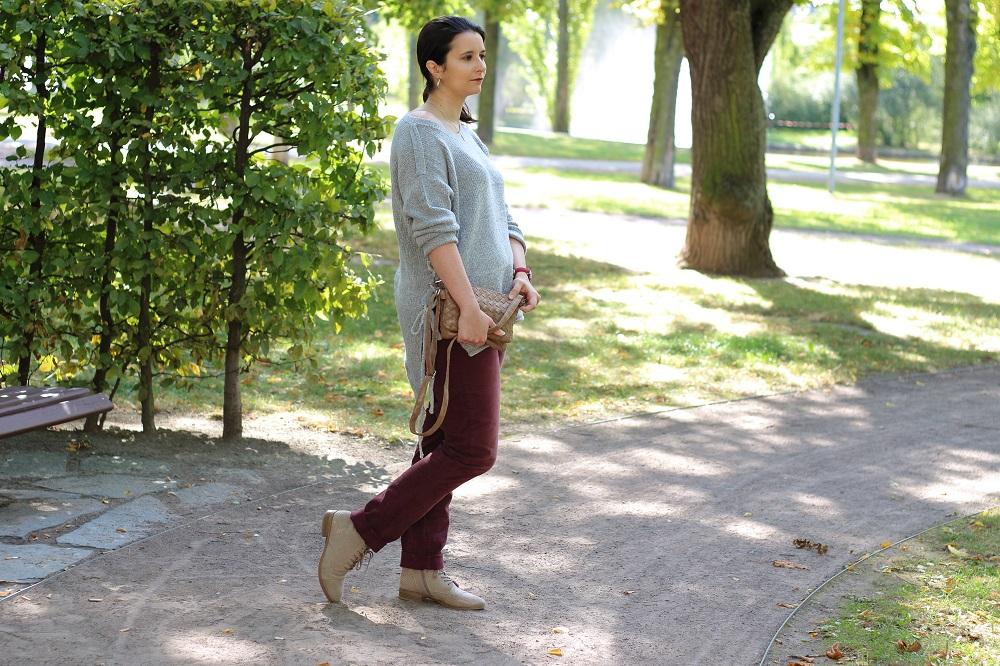 [Anzeige] Herbst Outfit mit kuscheligem Oversize Pullover von Million X - Oversize Pullover im Herbst kombinieren