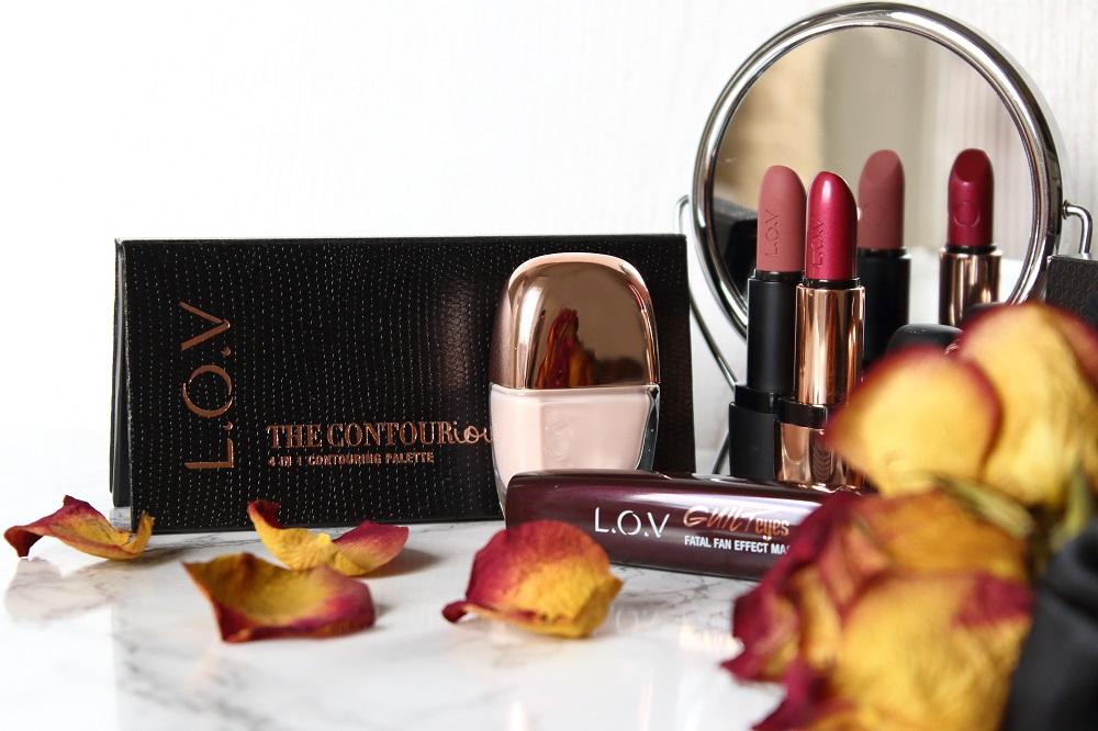 [Anzeige - Produktplatzierung] L.O.V Neuheiten Herbst 2017 - Beauty-News - Make-up