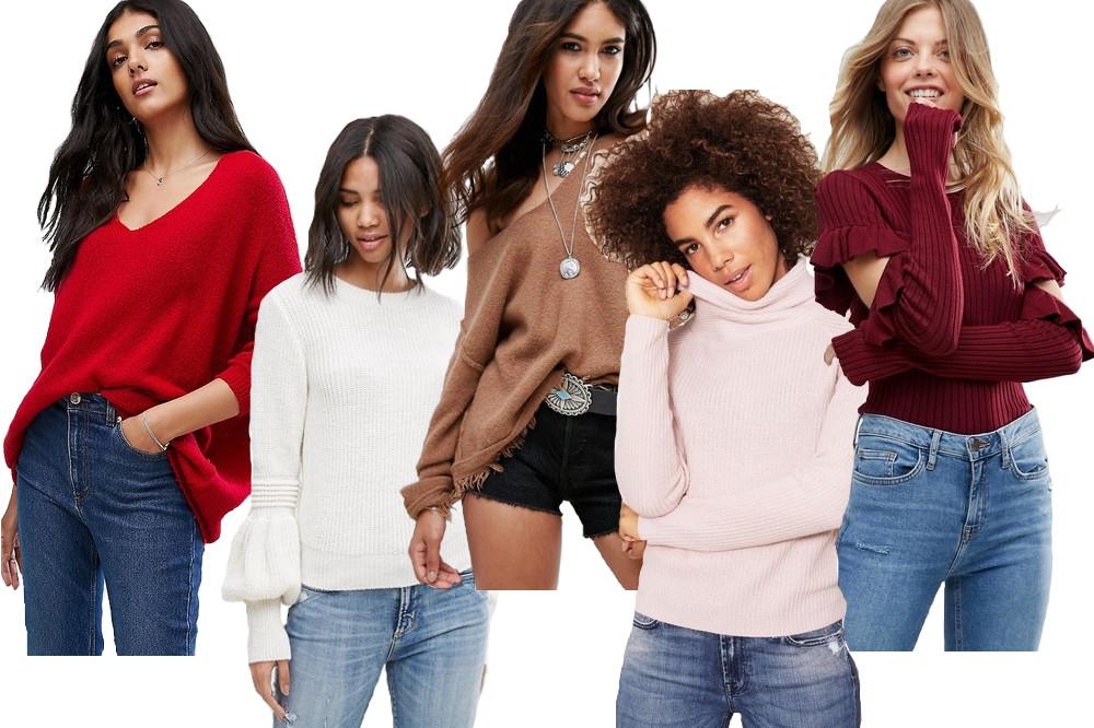 Die schönsten Pullover für Herbst und Winter 2016-2017 - Fashionpieces Pullover