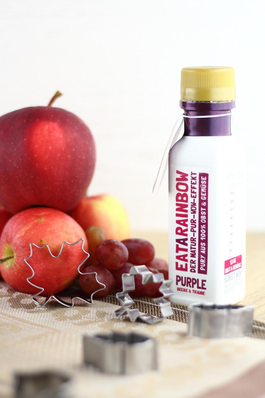 [Anzeige] Das gewisse Extra - Eat a Rainbow Purple Beere & Traube