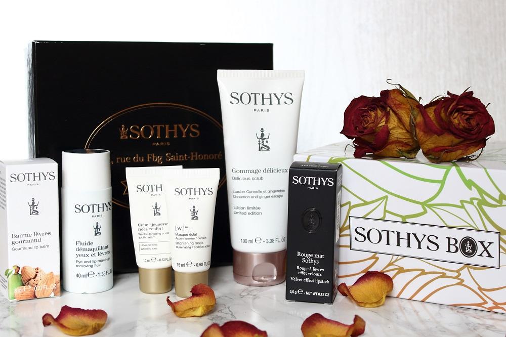 [Anzeige - Produktplatzierung] Unboxing - Die Sothys Box als Herbst-Edition