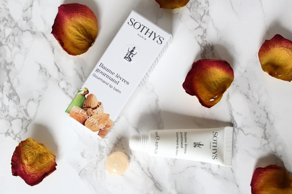 [Anzeige - Produktplatzierung] Unboxing - Die Sothys Box als Herbst-Edition - Gourment-Lippenbalsam