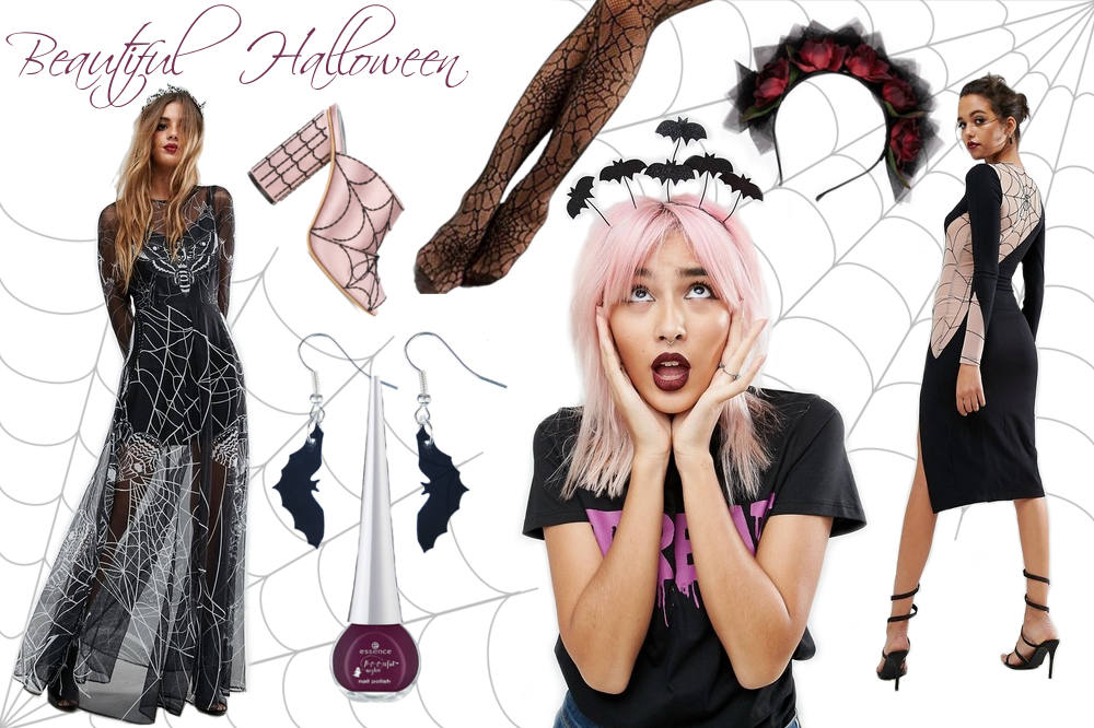 [Editor's Picks] Beautiful Halloween - Fashion Pieces für ein schaurig-schönes Halloween