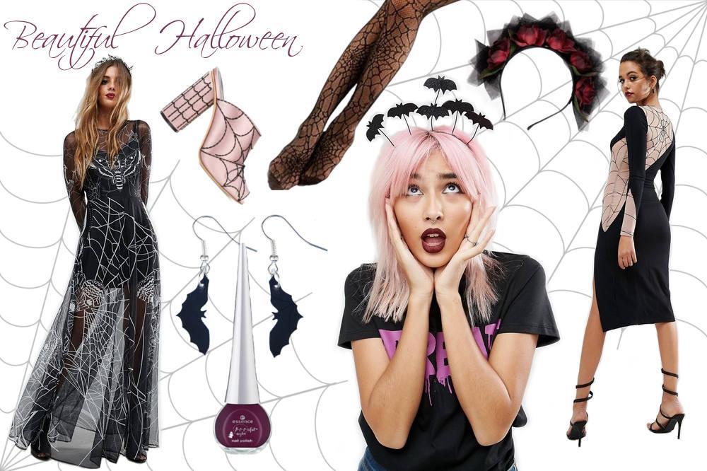 Beautiful Halloween - Fashion Pieces für Halloween