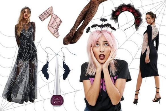 [Link Collection] Die besten Halloween-Ideen von Bloggern - Halloween Fashion Pieces