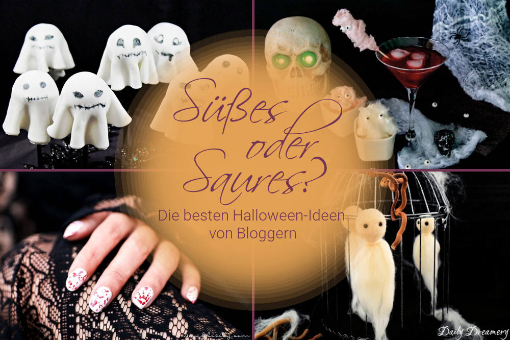 [Link Collection] Die besten Halloween-Ideen von Bloggern