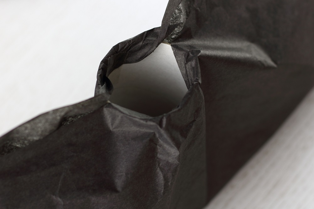 [Anzeige] DIY-Adventskalender aus Papierrollen basteln - Step 3