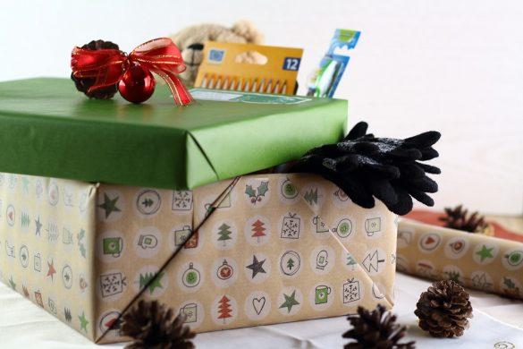 Freude Schenken – Mit der Aktion Weihnachten im Schuhkarton