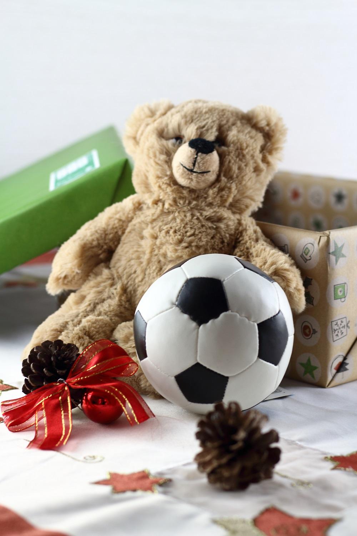 Freude Schenken - Mit der Aktion Weihnachten im Schuhkarton - Inhalt Spielzeug