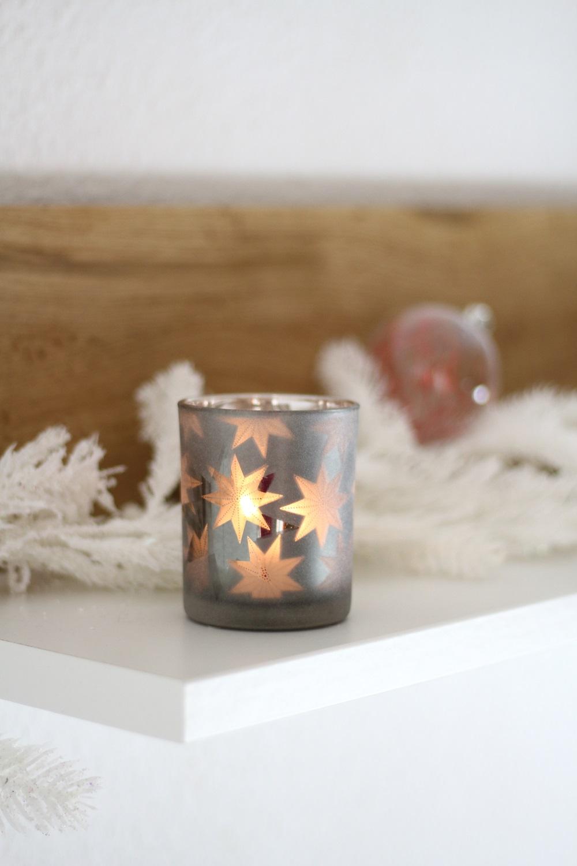 [Anzeige] Die passende Weihnachtsdekoration für gemütliche Adventsstimmung - Kerze