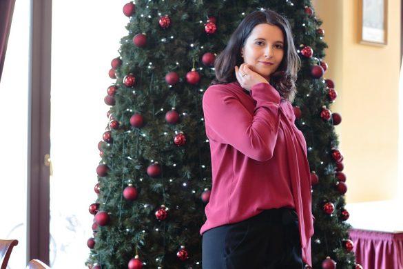 Mein Heiligabend-Look mit ETERNA & Giveaway zum 4. Advent [beendet]