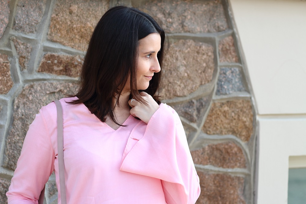 [Anzeige] Mein erster Schwangerschaftslook im Frühling mit ETERNA