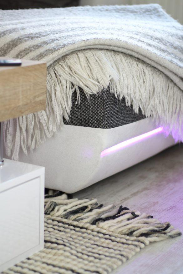 [Anzeige] OTTO Home & Living - Mit neuen Möbeln in den Frühling - LED-Funktion violett