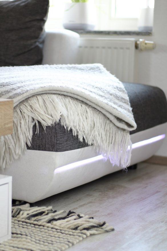 [Anzeige] OTTO Home & Living - Mit neuen Möbeln in den Frühling - LED-Funktion weiß