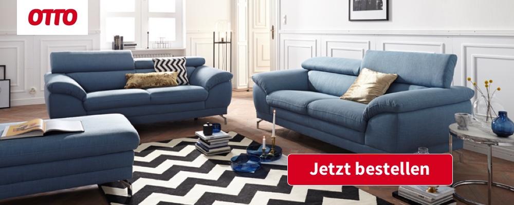[Anzeige] OTTO Home & Living - Mit neuen Möbeln in den Frühling - OTTO-Banner