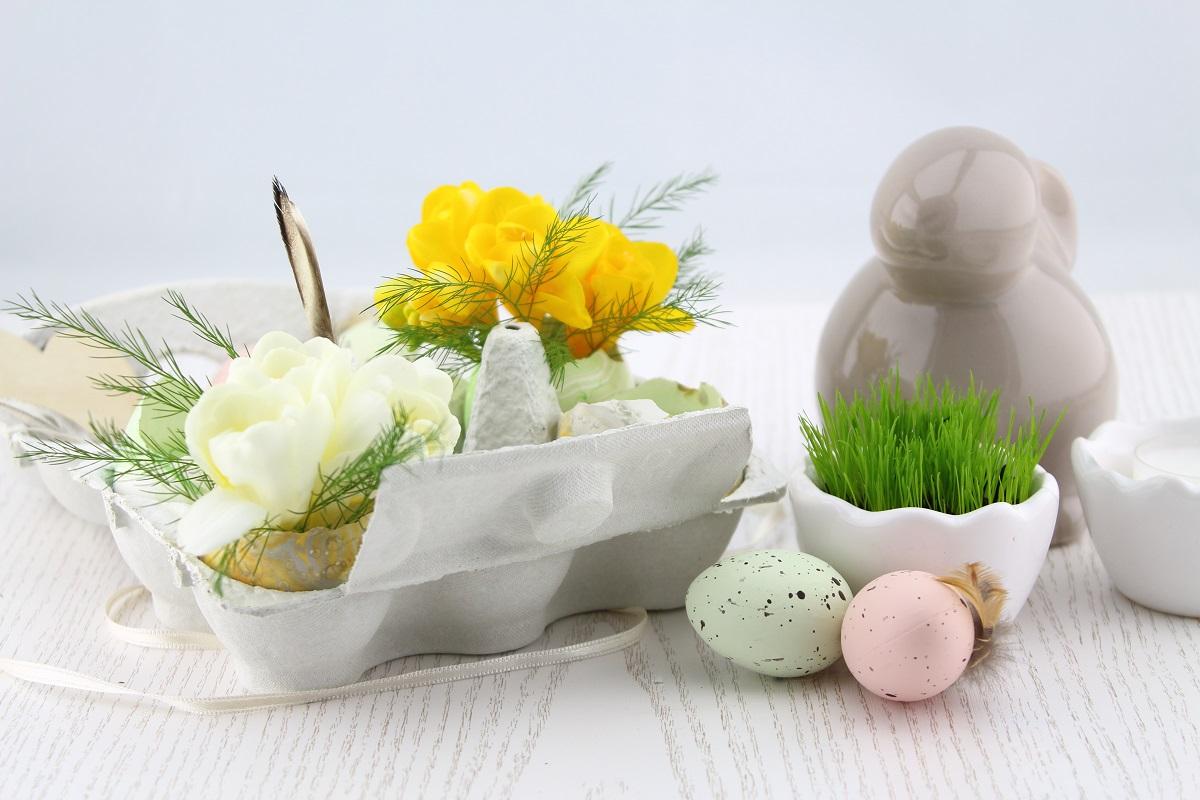 Die schönsten Oster Ideen von Mary Loves - DIY-Osterdeko zum bepflanzen und verschenken - Gastbeitrag bei The Inspiring Life