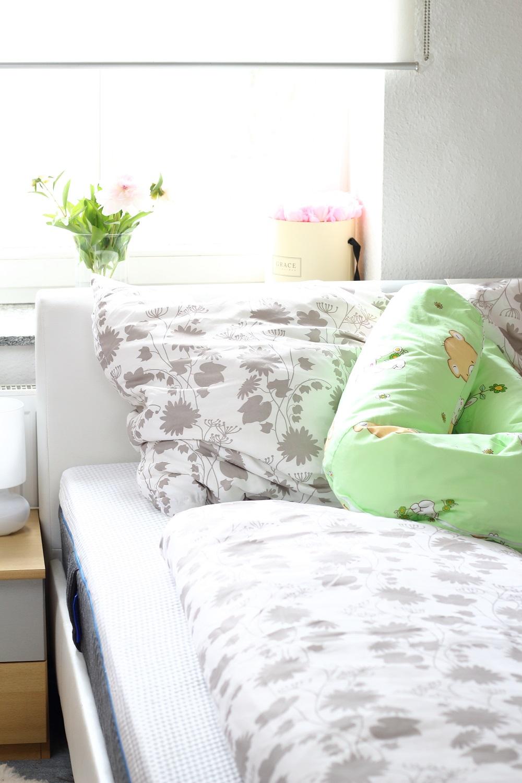 [Anzeige] Gesunder Schlaf für eine gesunde Schwangerschaft