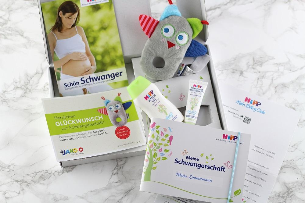 [Anzeige] Schwangerschafts-Update 27. Woche & der HiPP Mein BabyClub - Babypaket 2. Schwangerschaftshälfte