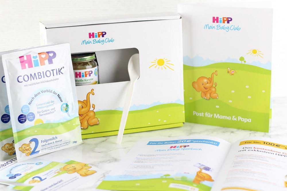 [Anzeige] Schwangerschafts-Update 27. Woche & der HiPP Mein BabyClub - Babypaket 4.-6. Monat
