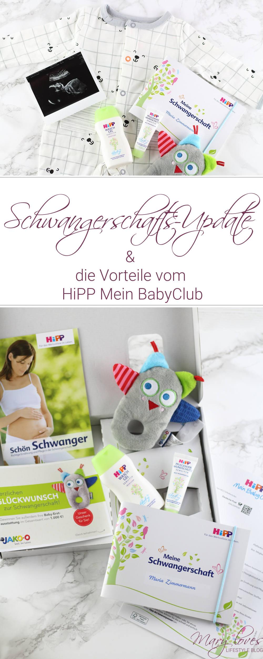 [Anzeige] Schwangerschafts-Update 27. Woche & der HiPP Mein BabyClub - #schwanger #schwangerschaft #hipp #babyclub #meinbabyclub #schwangerschaftstipps