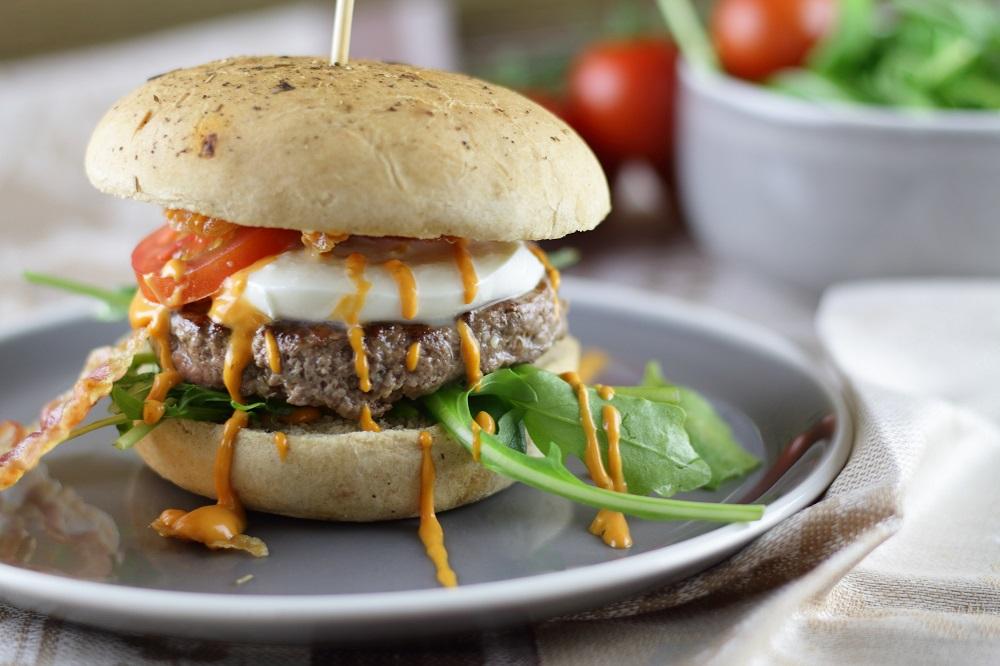 [Anzeige] Mein mediterraner Italian Burger