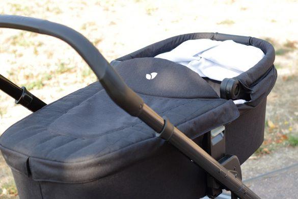 [Anzeige] Joie Chrome DLX Kombi-Kinderwagen - Mit dem Baby sicher unterwegs