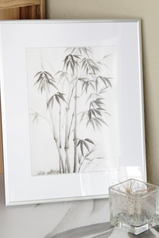 [Anzeige] Projekt Home Office - Ein neues Styling für meinen Schreibtisch - Bild 'Bambus' von Pixers