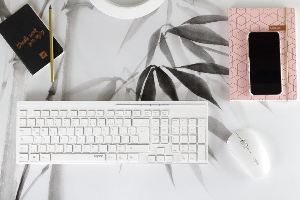 [Anzeige] Projekt Home Office   Ein Neues Styling Für Meinen Schreibtisch    Hinterher